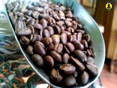 Café tostado - La desgasificación del café.