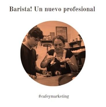 El barista se puede considerar un profesional del café.