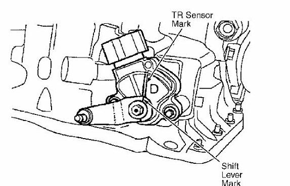 P0705 transmission range sensor circuit malfunction toyota