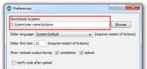 The resource location for Arduino.