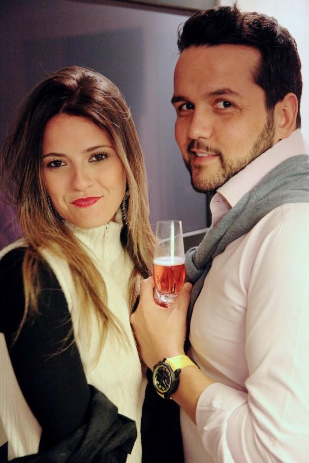 Camila Gama e Joel Reiz