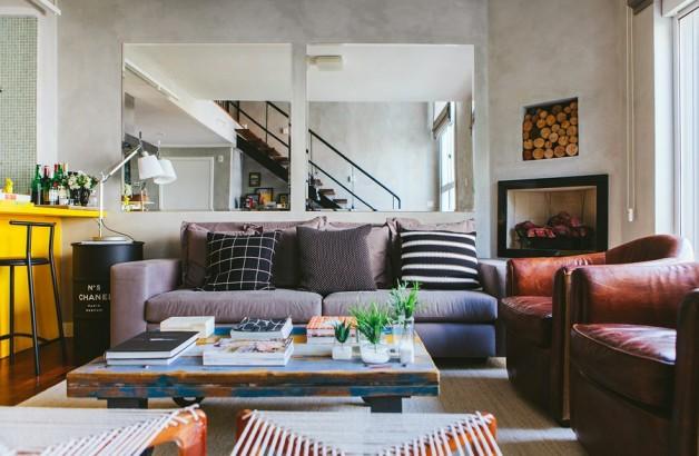 01-decoracao-loft-sofa-cinza-amarelo-integrado