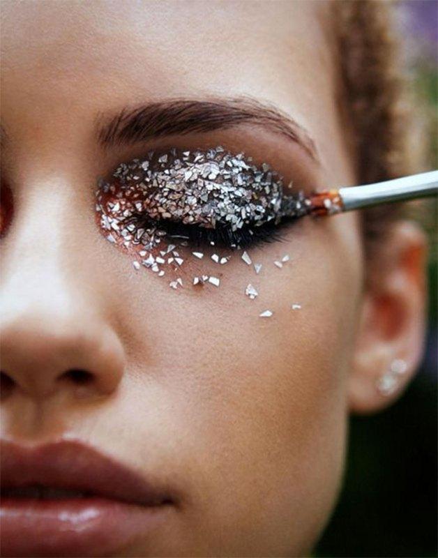 make de glitter