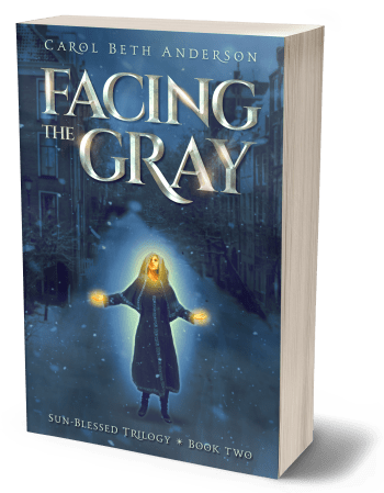 Facing the Gray Cover