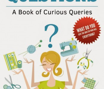 Quilters Questions Front Cover