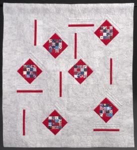 Binding a Modern Quilt - Carole Lyles Shaw