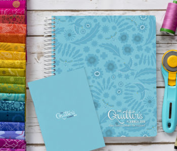 2018 Quilter's Planner