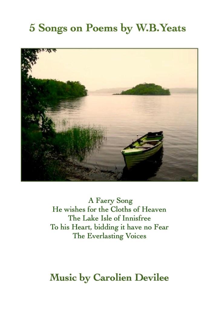 Yeats Songs from Carolien Devilee