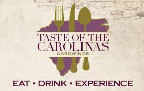 taste of the carolinas at carowinds