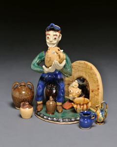 Children ages 3 to 5 can learn about the state's pottery traditions during Time for Tots: Clay Creations. Image credit: N.C. Museum of History