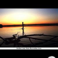 Fishing at Jordan Lake State Recreation Area #visitnorthcarolina
