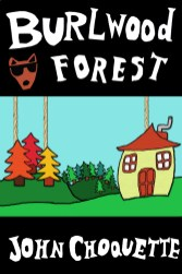 Burlwood Forest Front Cover 2