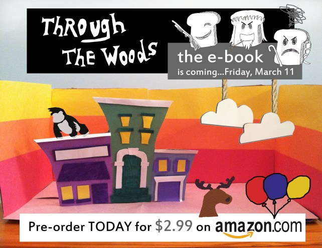 Through the Woods e-Book Release