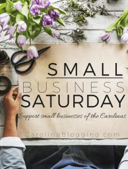 small business saturday 2017
