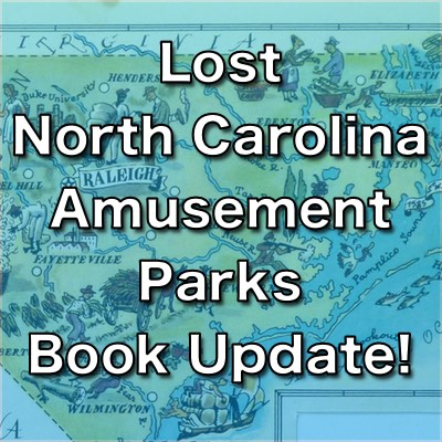 NC Amusement Park Book Update