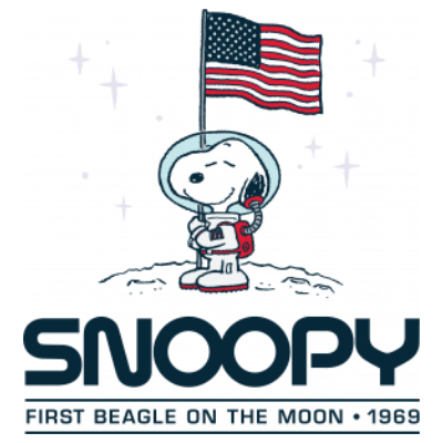 To the Moon: Snoopy Soars with NASA Exhibit Open at Museum
