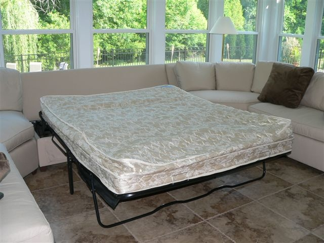 View Airdream Mattress Before Inflating