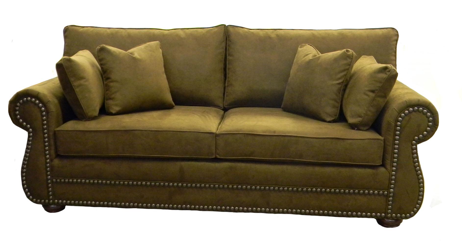 usa made sleeper sofa urban barn bed reviews kingsley queen carolina chair american