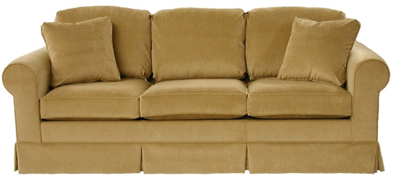 sofaworks barrow top of the line leather sofas hughes sofa couch carolina chair north american made usa product image