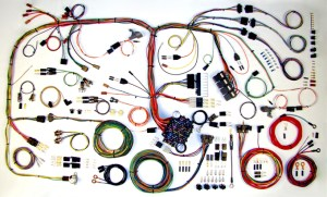 19701974 CudaChallenger Classic Update Wiring Harness