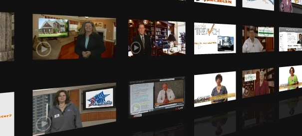Business Video Image