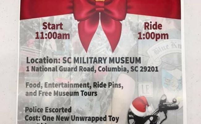 Toys For Tots Carolina Cycles