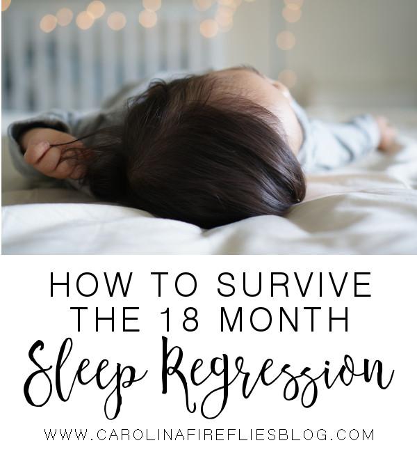 31f680454 Survive the 18 Month Sleep Regression