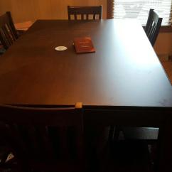 Kitchen Table Set With Bench White Cabinet Doors Add Two Matching Chairs To Your Carolina Game ...