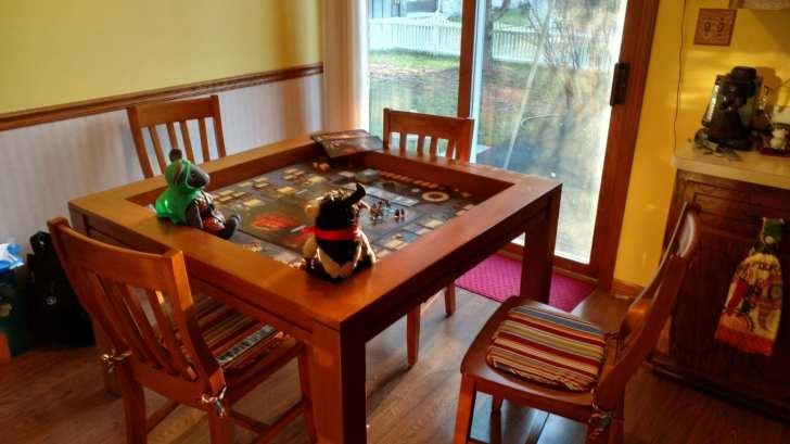 Kitchen Game Table Carolina Tables
