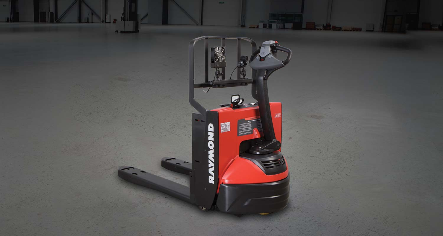 Electric Pallet Trucks  Raymond Pallet Jacks  Carolina
