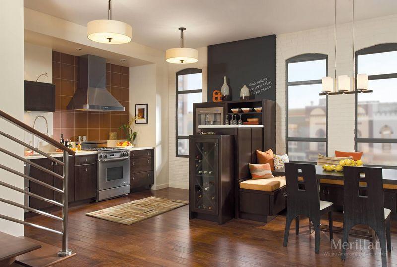 Merillat Classic Kitchen Cabinets  Carolina Kitchen and Bath