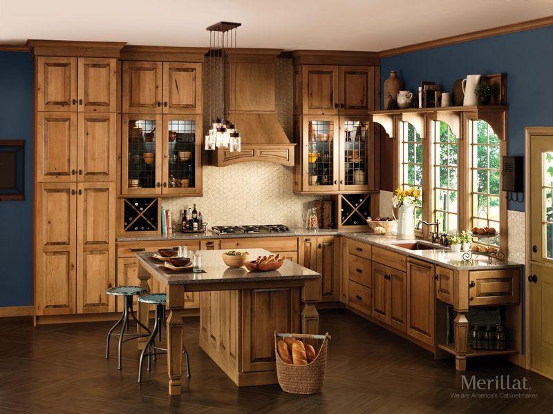 Merillat Masterpiece Kitchen Cabinets