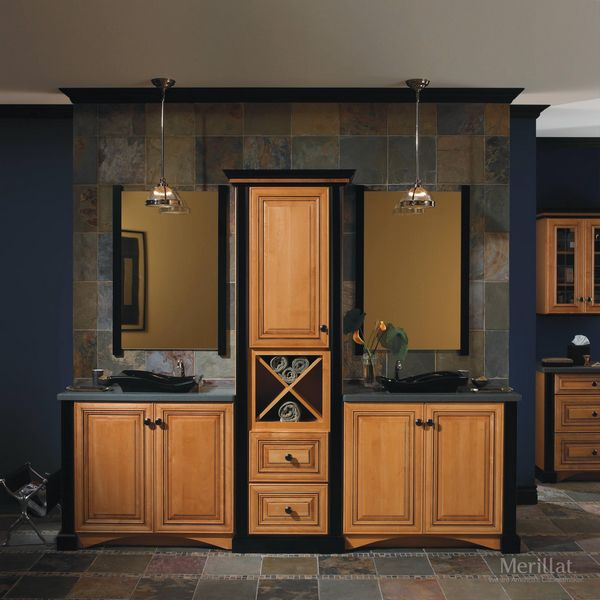 Merillat Masterpiece Bathroom Cabinets Greensboro NC