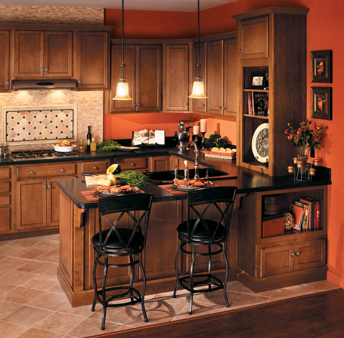 Merillat Basics Kitchen Cabinets  Carolina Kitchen and Bath