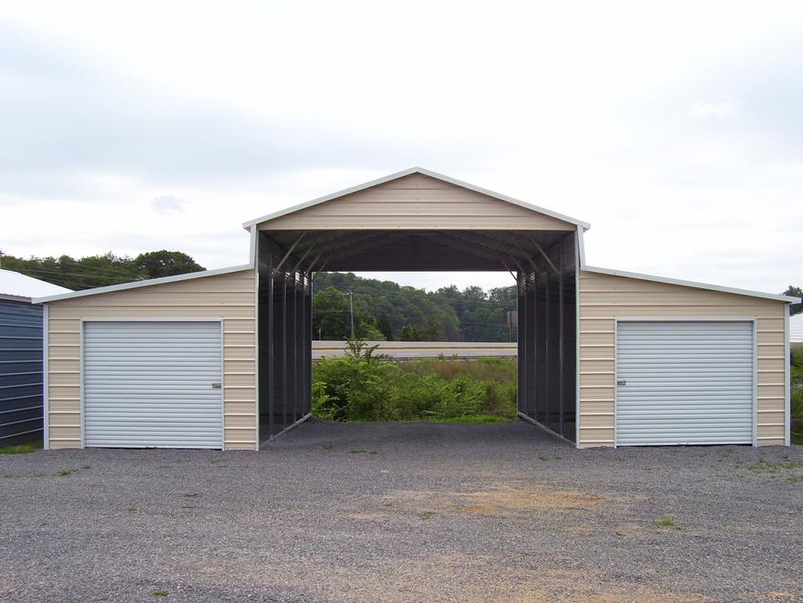 West Virginia Metal Barn Prices Steel Barns Pole Barns