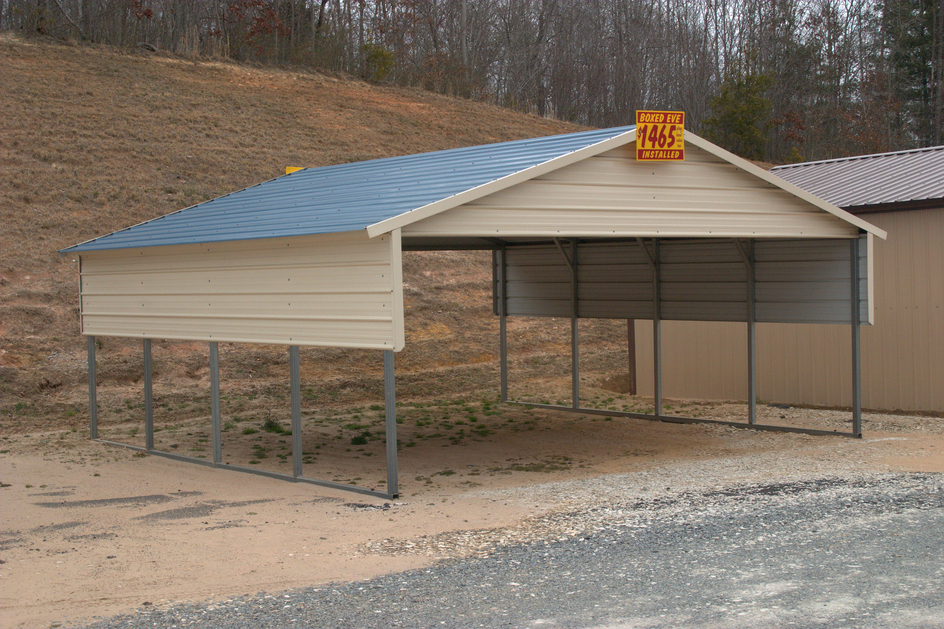 Carports Idaho ID Metal Carports Steel Carports