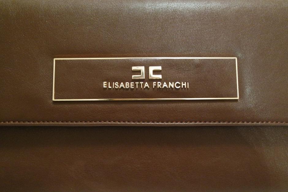 Borse di Elisabetta Franchi - Dettaglio clutch