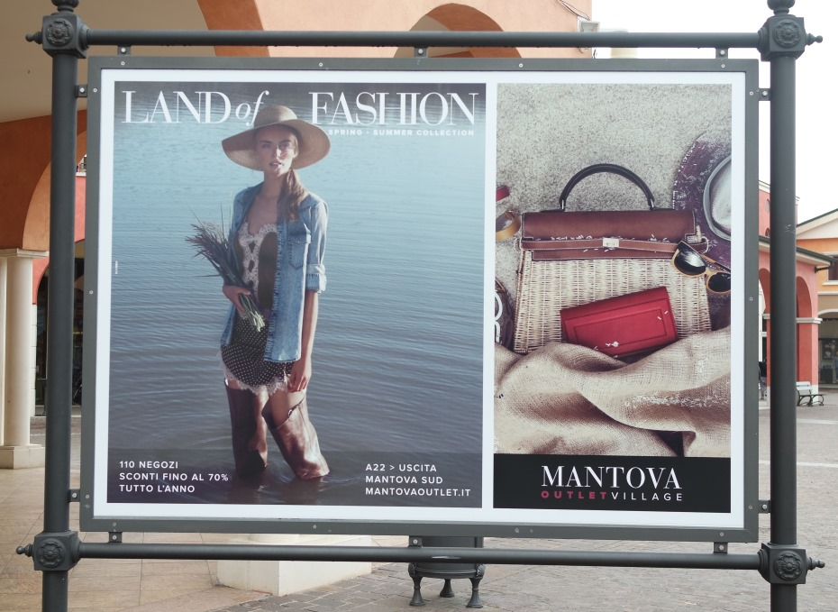 Mantova Outlet Village: occasioni per tutti! - Carolina Milani