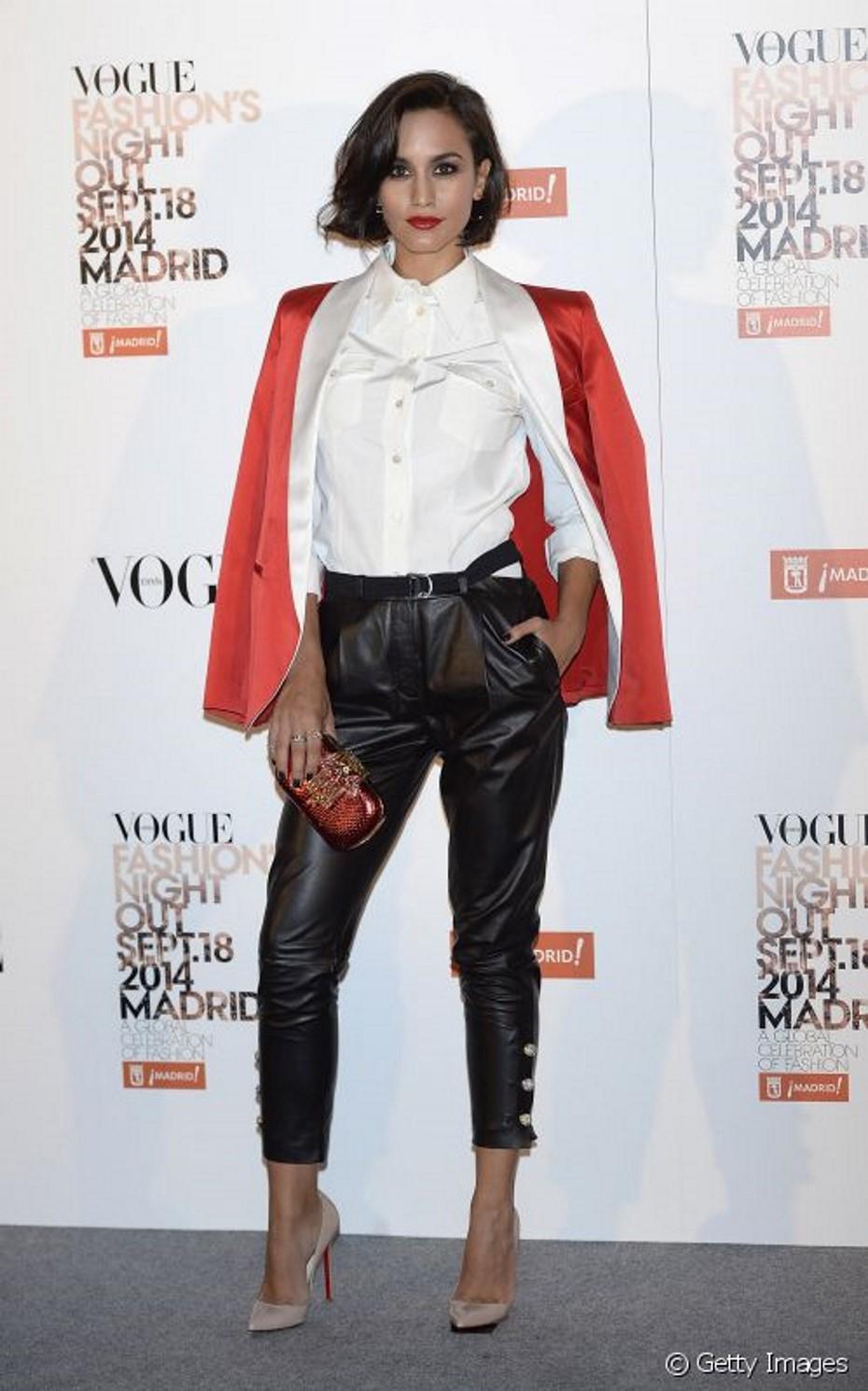 Megan Montaner ed il suo stile