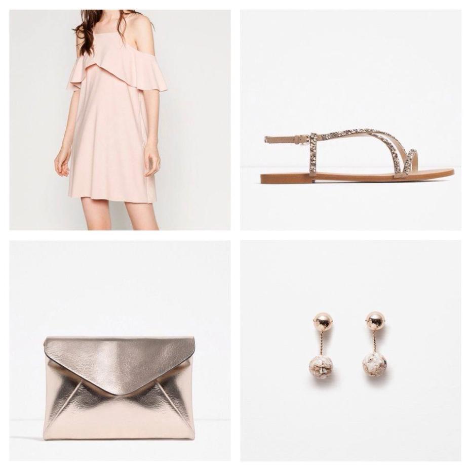 Outfit low cost firmato Zara! Carolina Milani