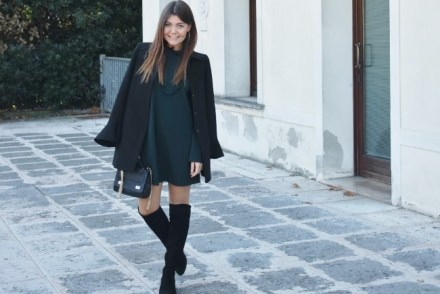 Outfit chic per l'autunno