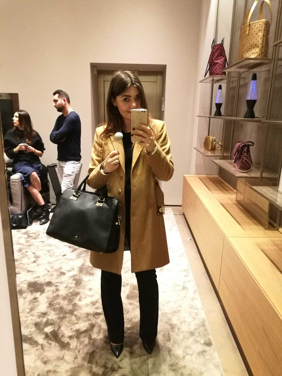 The smart dressing - fashion blogger milano