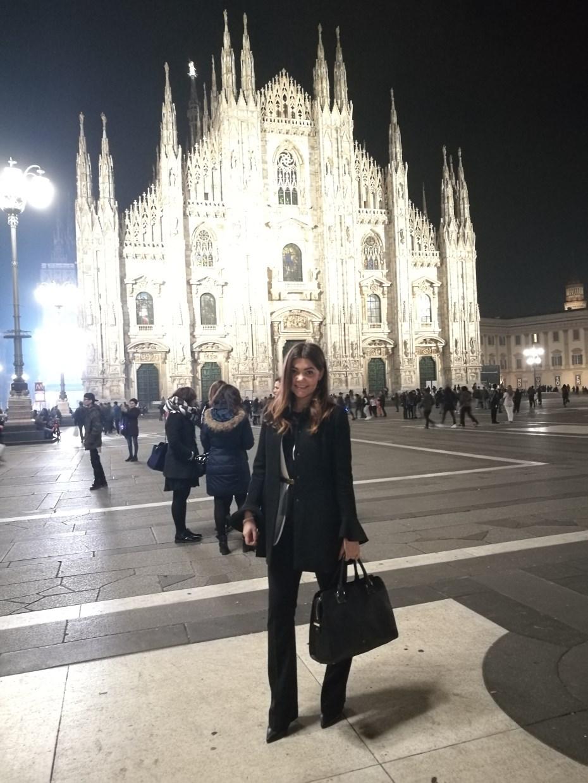 The smart dressing - fashion blogger milano