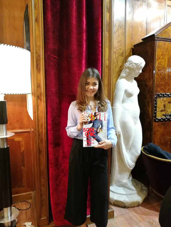 The smart dressing - Milano fashion week 2017