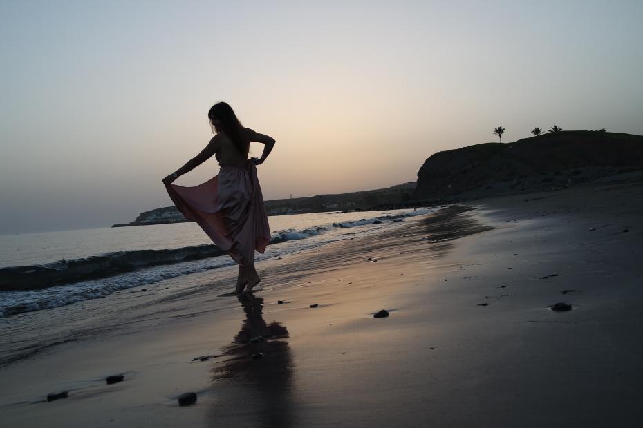 Danzando al tramonto