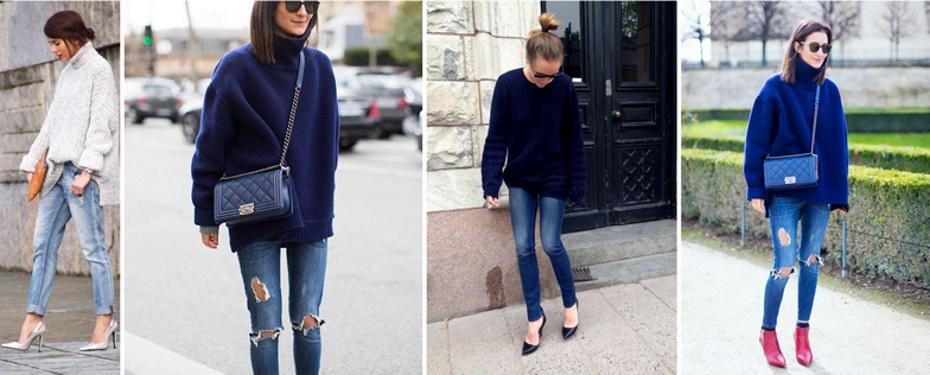 fashion-blogger-outfit-maglione-ampio-jeans