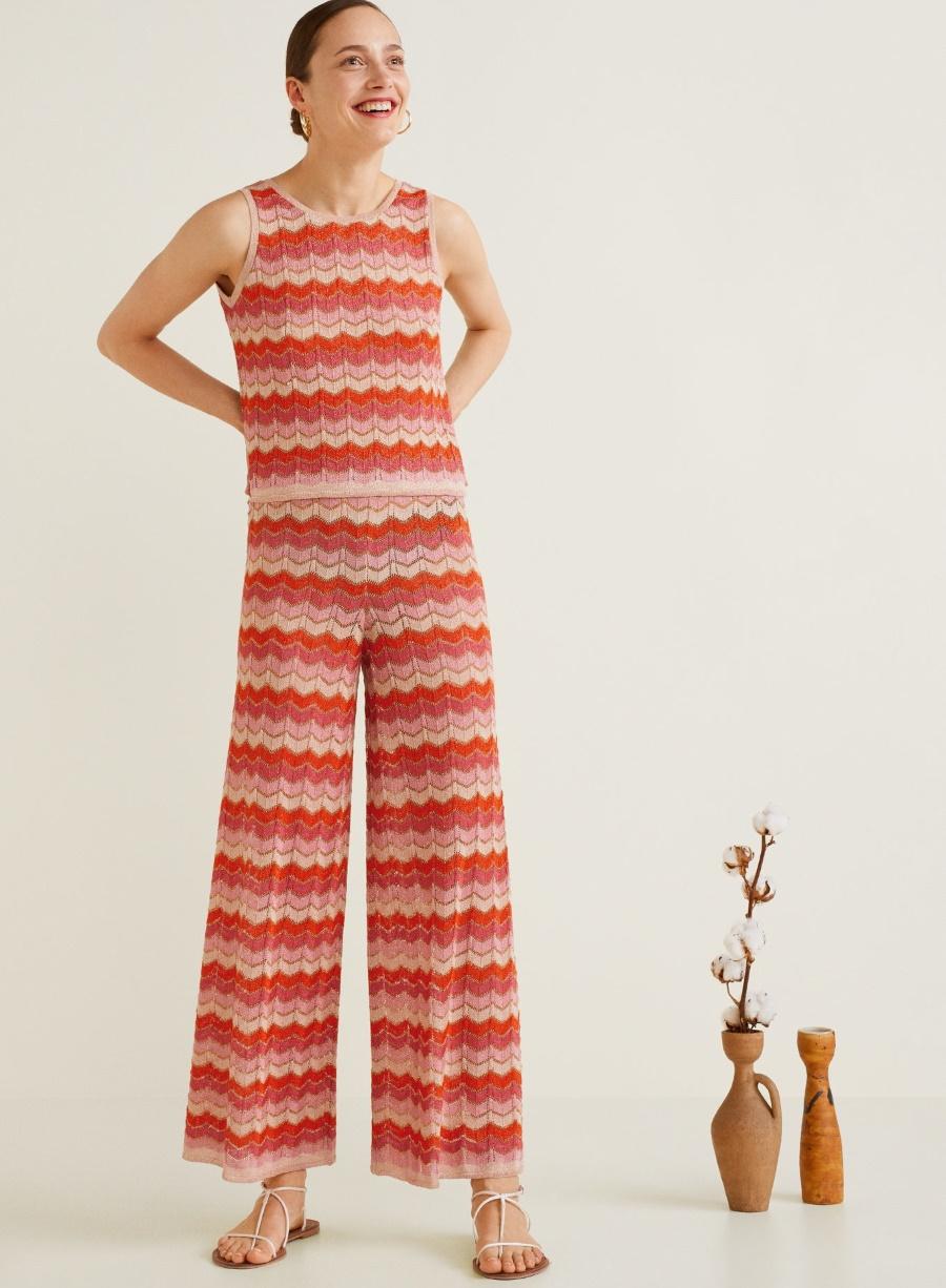 Completo in maglia donna