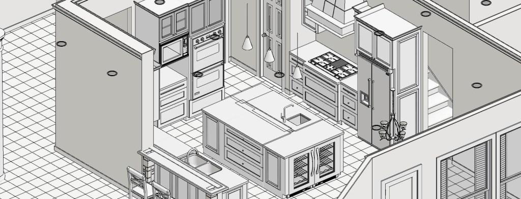 3D render for kitchen|Schertz Texas interior Designer| Kitchen Remodeling
