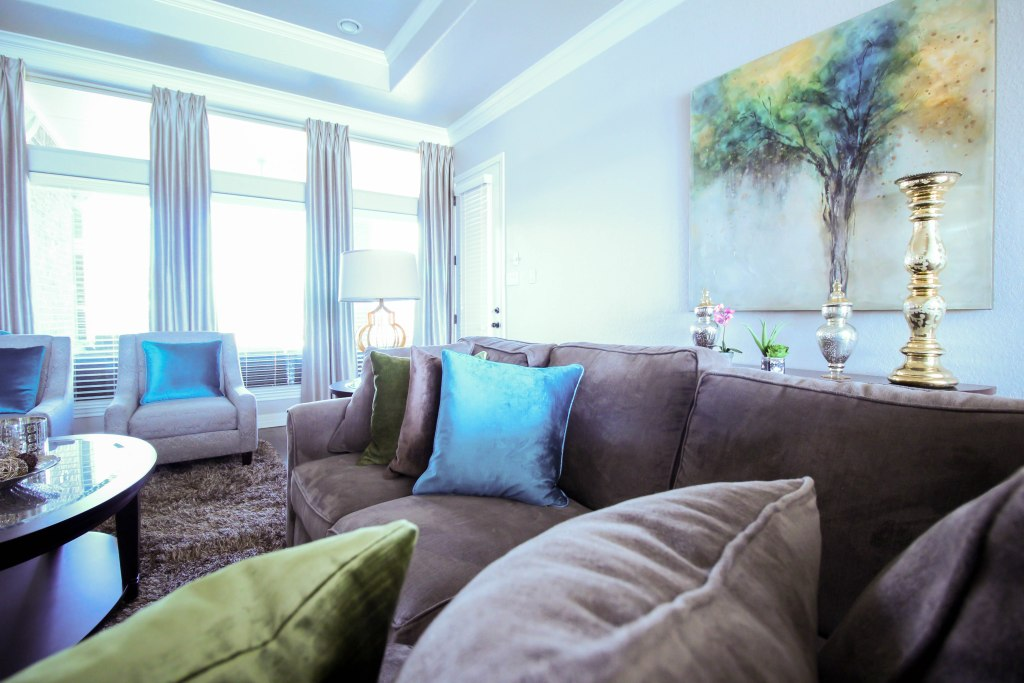 Living room Design ideas | Garden Ridge Interior Designer | San Antonio interior Designer