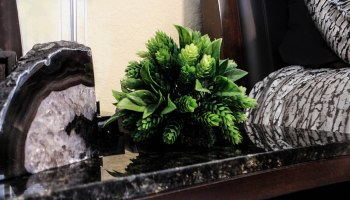 A Modern Take On Masculine Decor Part Five Geode Accents